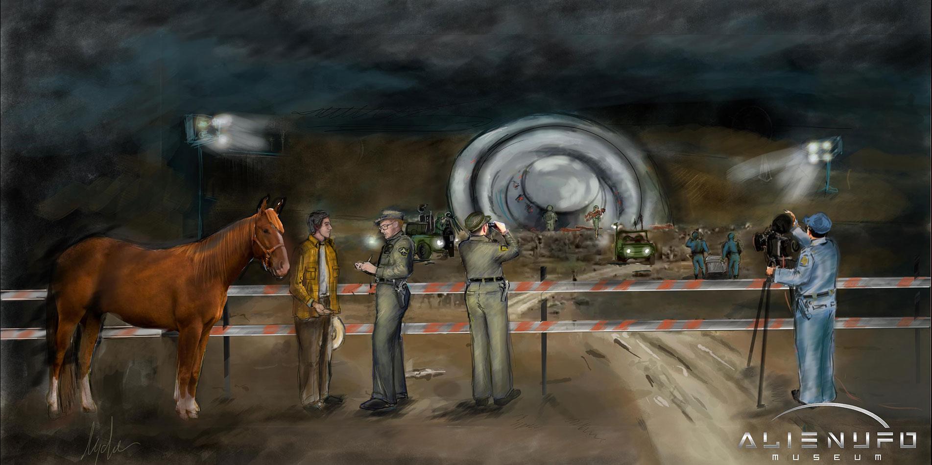 Alien Ufo Museum